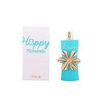 Tous Happy Moments Eau De Toilette Vapo 90ml New Womens Fragrance Perfume Scent