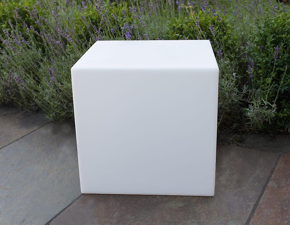 LED lights cube cube lamp Dado solar 38x38cm top quality 10769