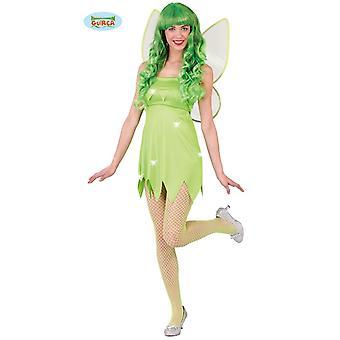 Disfraz de hada verde sexy para damas ala de hadas verde de carnaval carnaval