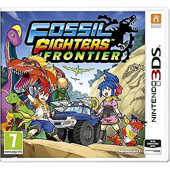 Fossil Fighters Frontier (Nintendo 3DS2DS)
