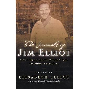 Journaler av Jim-Elliot av Elisabeth Elliot - 9780800758257 bok