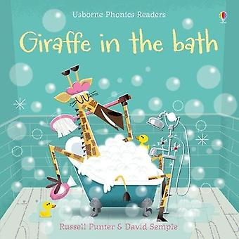 Giraffe in the Bath by Russell Punter - 9781474918480 Book