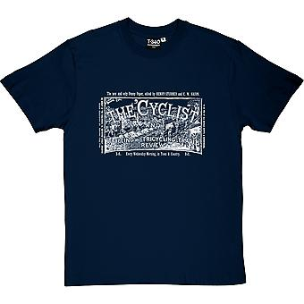 The Cyclist Men's T-Shirt