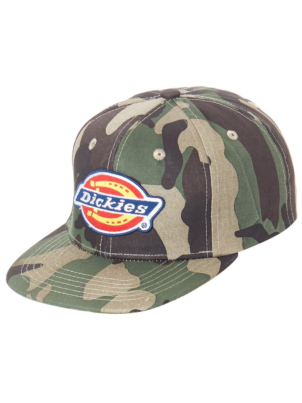 b1fc52a46a833 Dickies Camouflage Muldoon Snapback Cap