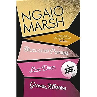 Black as He's Painted: WITH Last Ditch: Last Ditch; Grave Mistake (The Ngaio Marsh Collection)