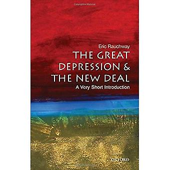 The Great Depression and New Deal: A Very Short Introduction (Very Short Introductions)