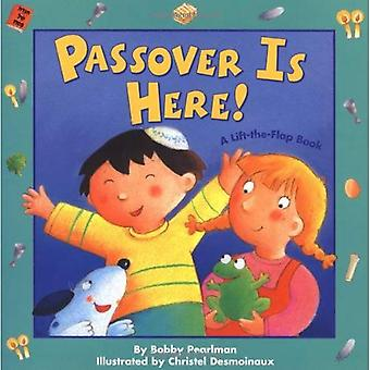 Pesach is hier!