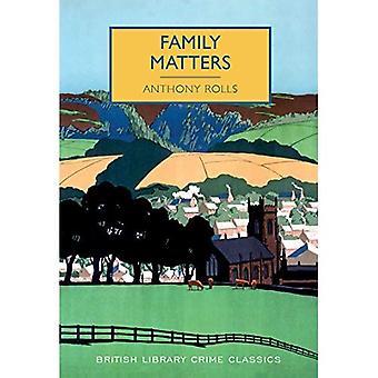 Family Matters - British Library Crime Classics