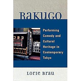 Rakugo: Utför komedi och kulturarv i modern Tokyo
