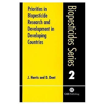 Priorités en Biopesticide recherche et développement dans les pays en développement