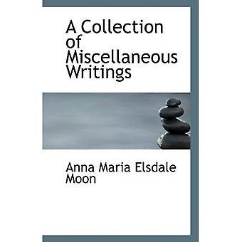 Una colección de escritos misceláneos