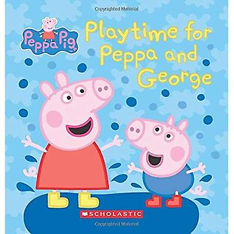 Speltid för Peppa och George (Peppa Pig)