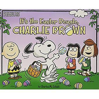 Det är påsk Beagle, Charlie Brown (jordnötter)