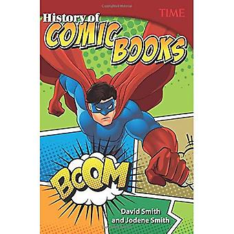 History of Comic Books (Time for Kids Nonfiction Readers)