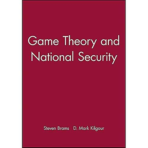 Game Theory and National Security