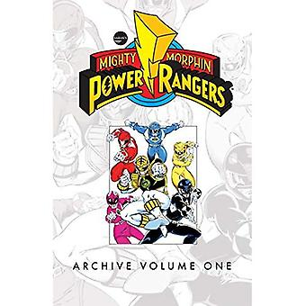 Mighty Morphin Power Rangers archives Vol. 1