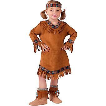 Costume enfant fille indienne