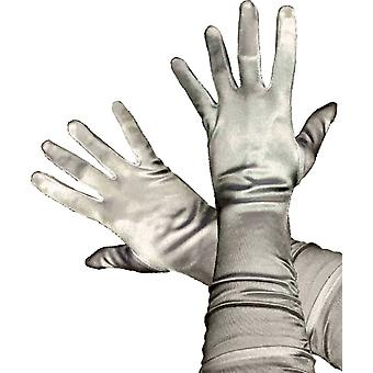 Opera Gloves Adult White