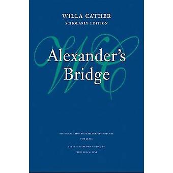 Alexanders Bridge av Cather & Willa