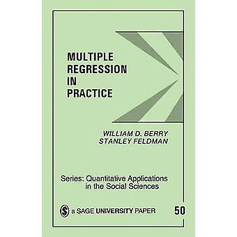 Multiple Regression in Practice by Berry & William Dale