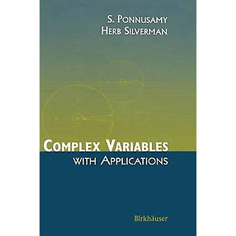 Complex Variables with Applications by Ponnusamy & Saminathan