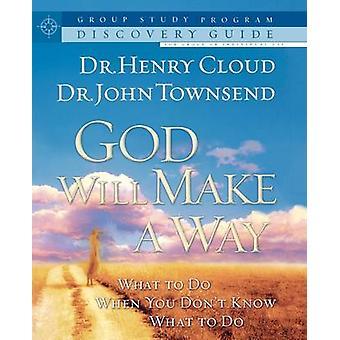 Jumala tekee Way työkirja by Cloud & Henry