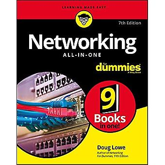 Networking All-in-One For Dummies by Lowe - 9781119471608 Book