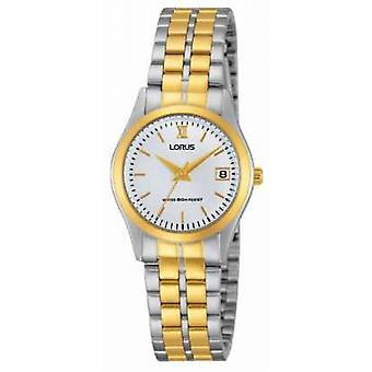 Lorus Ladies Classic Two Tone RH770AX9 Watch