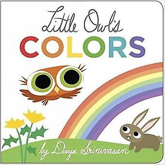 Little Owl's Colors by Divya Srinivasan - 9780451474568 Book
