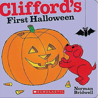 Clifford's First Halloween by Norman Bridwell - Norman Bridwell - 978