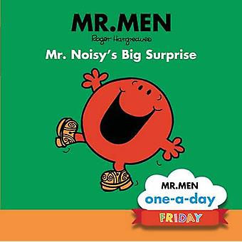 Friday - Mr. Noisy's Big Surprise - 9780603570506 Book