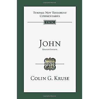John by Colin G Kruse - 9780830842940 Book