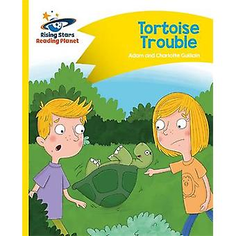 Reading Planet - Tortoise Trouble - Yellow - Comet Street Kids by Adam