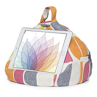 Ipad, tablet & ereader bean bag stand by ibeani - luna