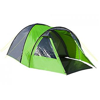Summit 5 Man Tent - Pinaacle Dome - Grey/Green