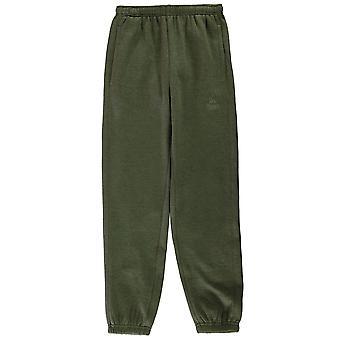 Lonsdale garçons fermé ourlet polaire pantalon jogging bas pantalons Junior