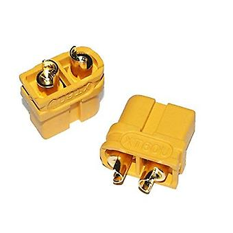 5 Pairs XT60U Male Female Bullet Connectors Plugs For RC Lipo Battery