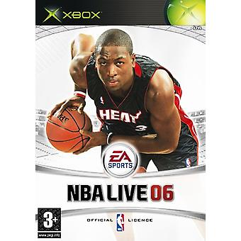 NBA LIVE 2006 (Xbox) - Factory Sealed
