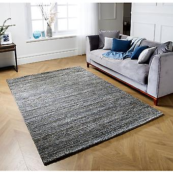 Vista OW Grey  Rectangle Rugs Plain/Nearly Plain Rugs