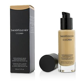 BareMinerals BarePro Performance Wear teint liquide SPF20 - # 10 Cool Beige 30ml / 1oz