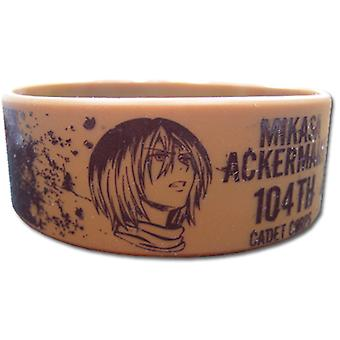 Wristband - Attack on Titan - New Mikasa 104th Cadet Corps Licensed ge54057