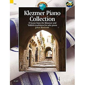 Klezmer Piano Collection: 22 Tunes from the Klezmer and Yiddish Traditions for Solo Piano (Schott World Music)