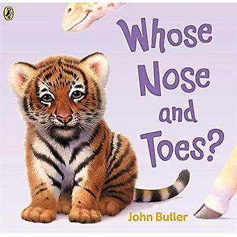Wessen Nase und Zehen? (Bild Puffin)