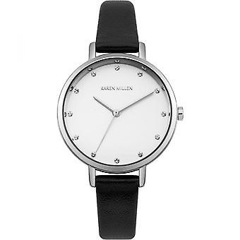 Karen Millen Womens Ladies Wrist Watch KM157B