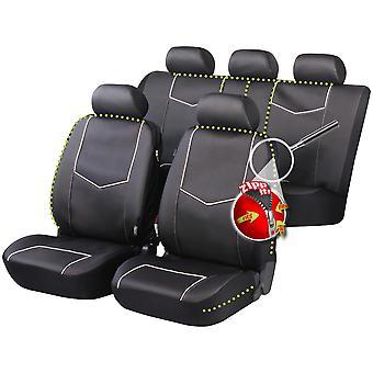 York Luxury Car Seat Covers For Toyota COROLLA Saloon 2007-2013