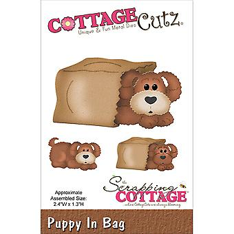 CottageCutz sterven-Puppy In zak 2.4