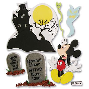 Disney Vacation dimensionnelle autocollant Haunted House Mickey Djbvs 09
