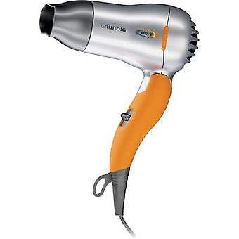 Hair dryer Grundig HD2509 Silver, Orange