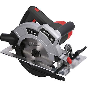 Casals 67 mm circular saw 1500w CCS190L (DIY , Tools , Power Tools , Saws)