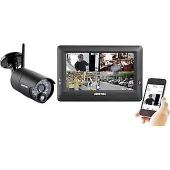 Wireless CCTV system incl. 1 camera Switel HSIP5000